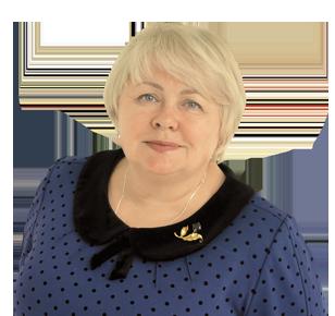 Горушкина Светлана Николаевна, генеральный директор Роскультпроекта, заслуженный работник культуры РФ